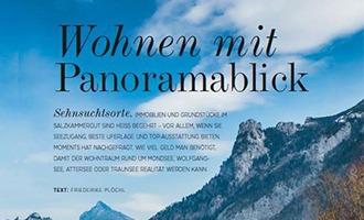 """Bericht im Magazin """"MOMENTS"""""""
