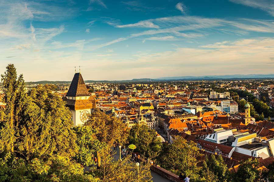 Warum Graz eine großartige Stadt ist